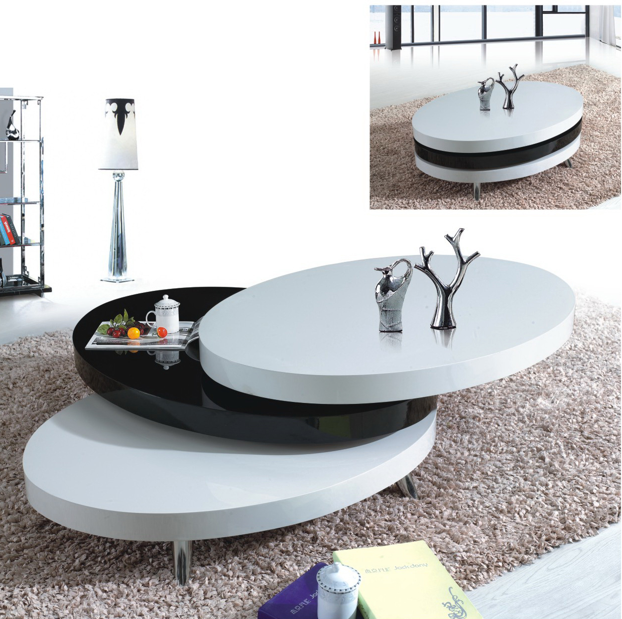 621B Coffee Table - Luban Sofa