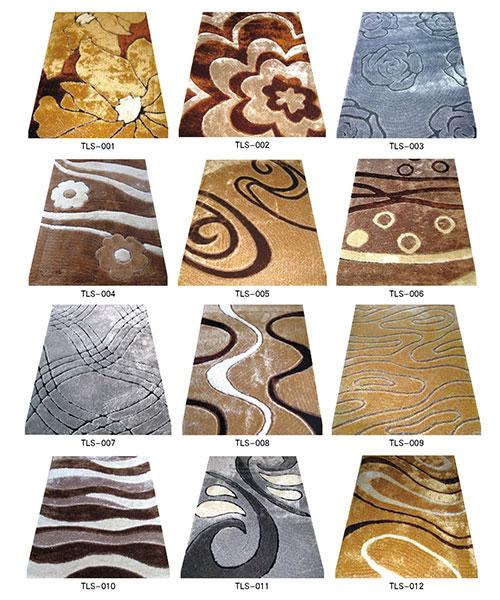 TLS Carpet Range 1 to 12