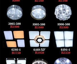 Ceiling Lights Page 1