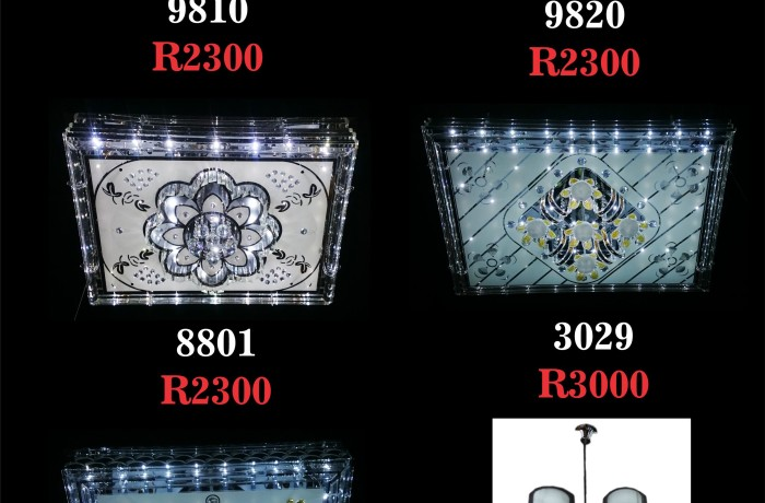 Ceiling Lights Page 2