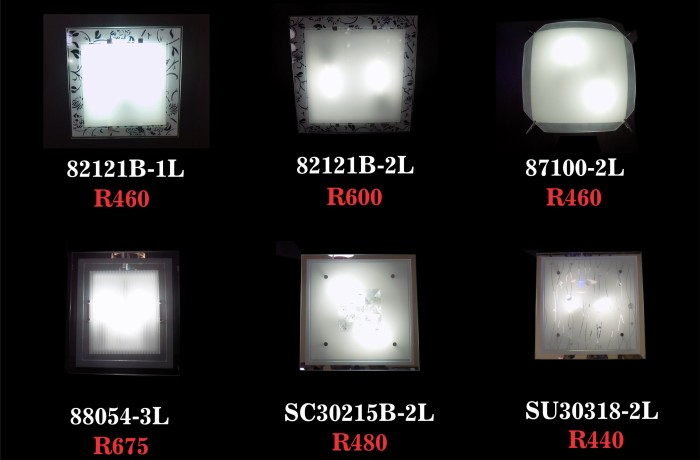 Wall Lights Page 2