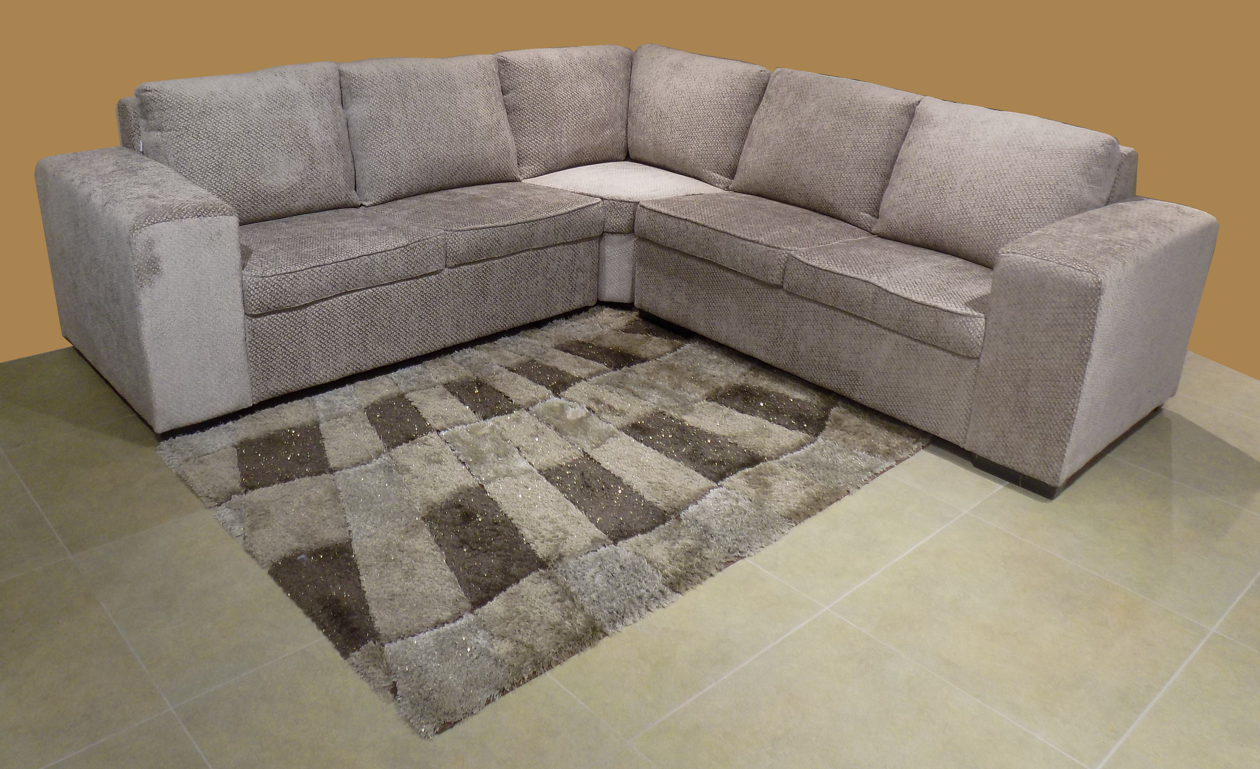 3 piece berlin luban sofa. Black Bedroom Furniture Sets. Home Design Ideas