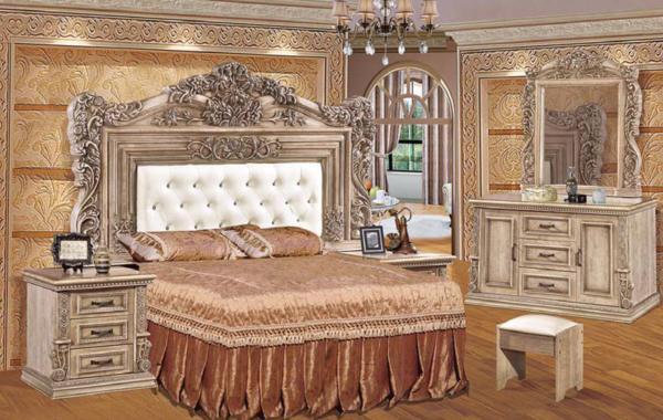 3pce Bianca Bedroom Suite ( 001-2#)