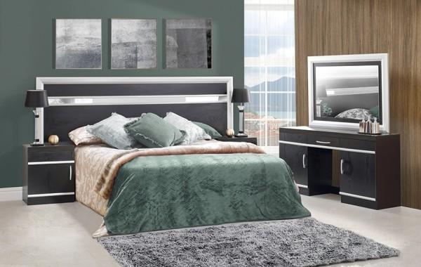 2pce New York Bedroom Suite