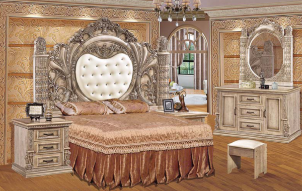 3pce Annabelle Bedroom Suite ( 009-2#)