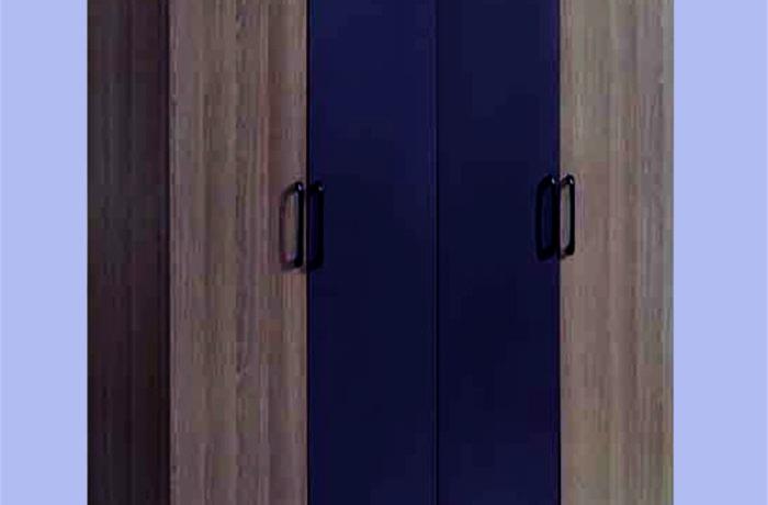 811-4 Door Wardrobe