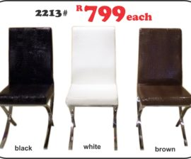 2213# Dining Chairs