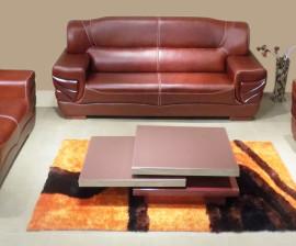 3 Piece Isilo Leather Suite