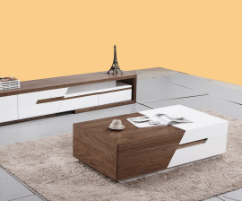 830# Coffee Table and Tv Stand