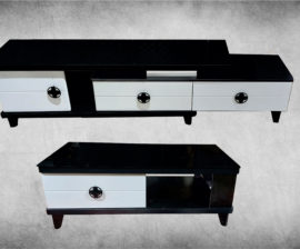 K5  Coffee Table and Tv Stand