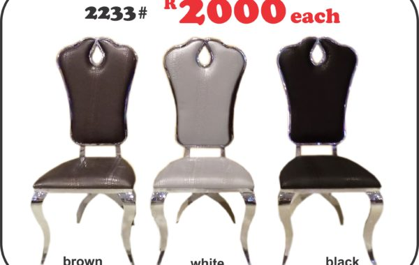 2233# Dining Chairs