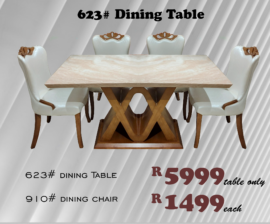 623# Dining Table