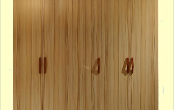 805-5 Door Wardrobe