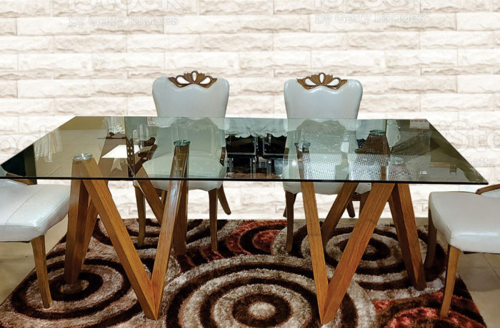 M2020-8 Dining Table
